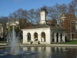 Italian Gardens and Fountains, Kensington Gardens, Greater London