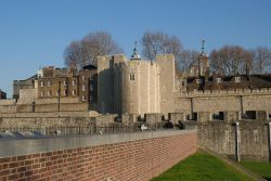 Picture of Tower of London closeup Wallpaper