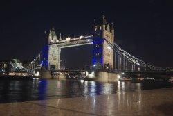 Tower Bridge - Night Time