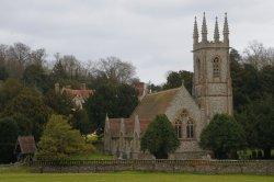 Chawton,  Hampshire - St Nicholas Church