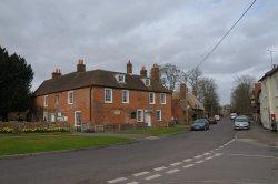 Chawton,  Hampshire - Jane Austen House & High Street