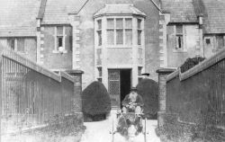 The Old Union Workhouse, 1911, Rye, East Sussex