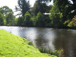 River Wye, Chatsworth Estate