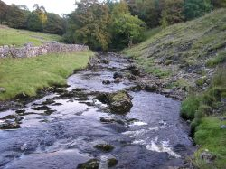 Down Oughtershaw Beck