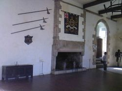 Great hall, Castle Bolton