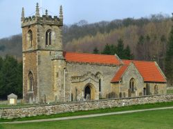 Brantingham church, East Riding of Yorkshire