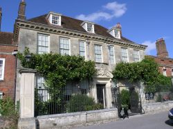 Mompesson House, Salisbury, Wiltshire