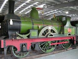 Engine 910, Locomotion, Shildon, Co Durham