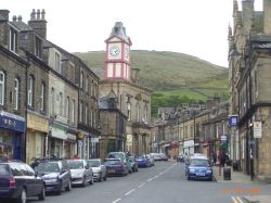 Peel Street, Marsden, West Yorkshire