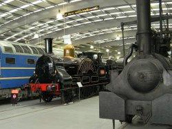 Locomotion Rail Museum, Shildon.Co Durham.