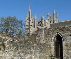 Peterborough Cathedral, Cambridgeshire
