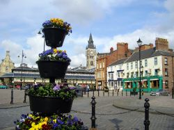 Market Place, Darlington, County Durham
