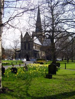 St.Cuthbert's Church, Darlington, County Durham