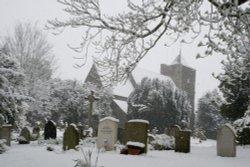 Luddesdown church