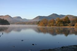 Derwentwater in November