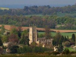 St. James' church, Chipping Campden, Gloucestershire
