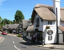 Shanklin cottages