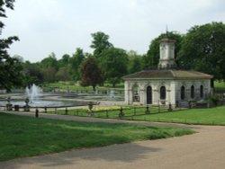 Kensington Gardens, The Italian Gardens