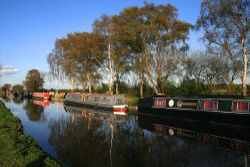 Canal near Alrewas