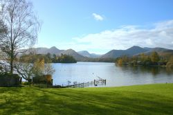 Derwentwater from Crow Park