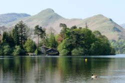Derwent Island and Catbells
