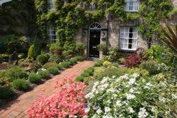 East Bergholt garden