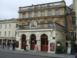 The Theatre Royal Bath