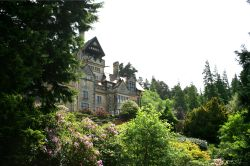 The Main House, Cragside Estate, nr Rotherbury, Northumberland.