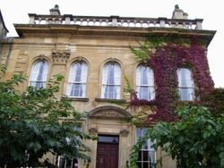 Grand house, High Street