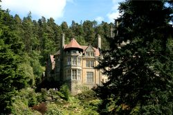 The Main House Cragside Estate, nr Rotherbury, Northumberland.