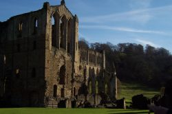 South side of Rieaulx Abbey