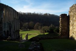 Rievaulx Abbey Grounds