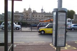 Tower of London from Bus Stop Wallpaper