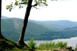 Surprise View overlooking Derwentwater