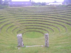 Gwenapp Pit, Redruth, Cornwall