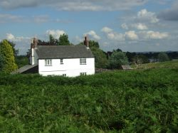 Cottage in Bradgate Park