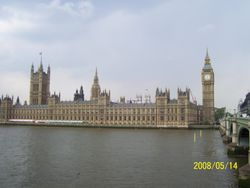 Big Ben and Parliament Buildings London