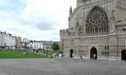 Exeter Cathedral and Close