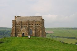 St Catherine's Chapel nr Abbotsbury