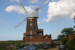 Cley Next the Sea Windmill