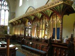 St. Andrew's Church, Aysgarth