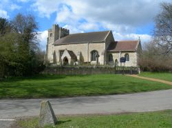 Church at Nether Winchendon