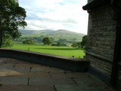 A view of Hawes