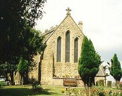 St James Church, Brinsley, Nottingham