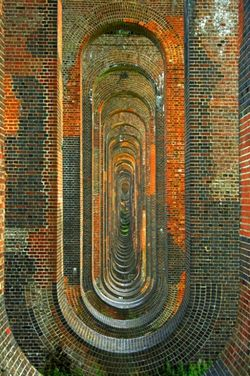 Ouse Valley Viaduct, Balcombe.