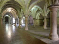 Rochester Cathedral's Crypt