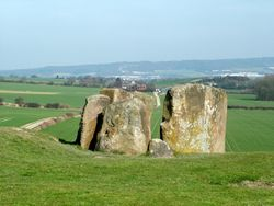 Coldrum Stones Neolithic Long Barrow