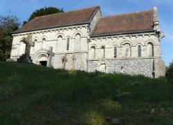 Church of St. Nicholas, Barfrestone, Kent