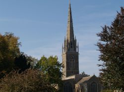 Church of St Peter and St Paul, King's Sutton, Northants