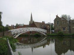 Godmanchester - bridge